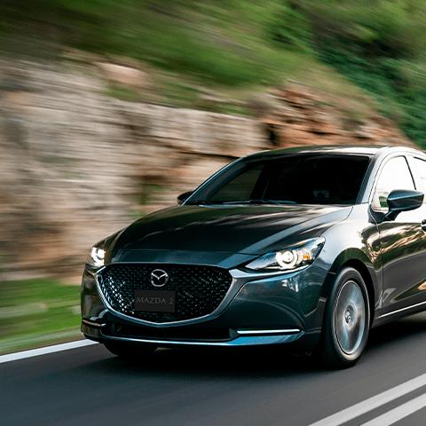 Nuevo Mazda 2 Sedán