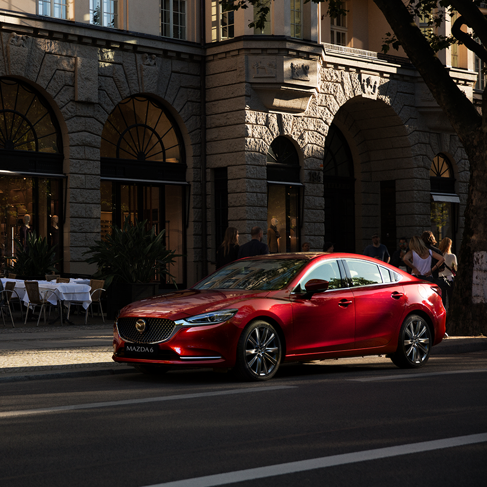 Nuevo Mazda 6 Sedán